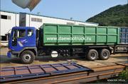 Мультилифт Daewoo novus 6х4 fuso