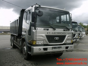 Самосвал  6x4.  Daewoo Novus K4dvf Dump