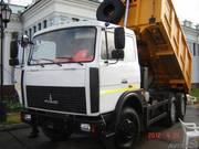Новый самосвал МАЗ 20-тонник