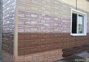 фасадный  сайдинг Доломит