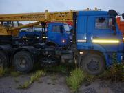 Седельный тягач КАМАЗ 65116-6010-78 (ПТС 31 декабря 2012 г.в.,  Евро-3)