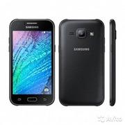 Samsung Galaxy J100FN темно-синий