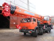 Продаю автокран КС-65719-1К «Клинцы»,  40 т.,  34 м.,  овойд. Новый.