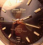 Классические часы Johnny Blues «PRESENTS».