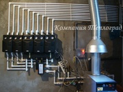 Монтаж систем отопление,  водопровод,  канализация