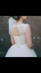 Свадебное платье Бусинка
