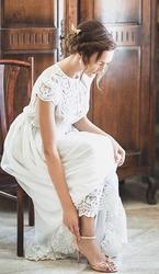 Свадебное платье от shop baby doll