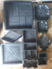 Формы для изделий из бетона