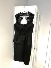 Коктейльное маленькое чёрное платье