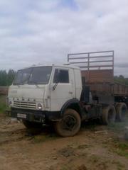 Продаю срочно автомобиль  КАМАЗ 5410 тягач